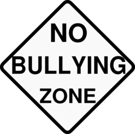 no bullying clipart clipart best