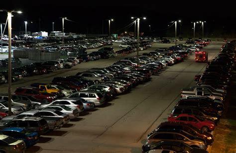 led parking lot lighting lilianduval