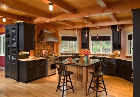 modern mountain cabinetry &amp