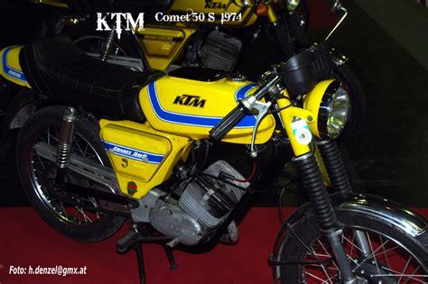 Ktm Motorrad Oldtimer by Ktm Comet 50 S 1974 Motorrad Poster