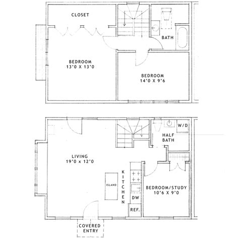 gate house plan gatehouse 3 bedroom apartment boiceville cottages