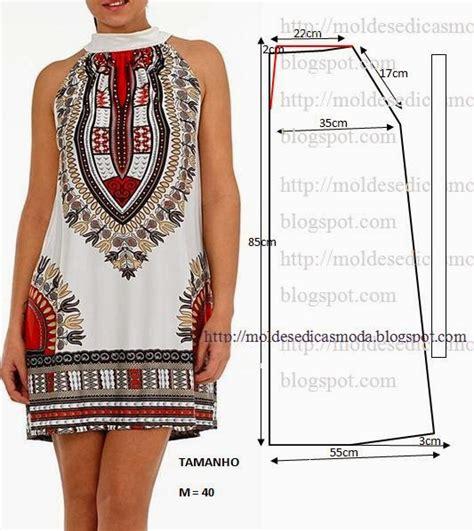 vestido facil de hacer vestido estado 233 tnico com passo a passo de corte e costura
