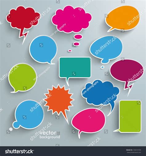 bubble design visual communication mumbai infographic design with colored communication bubbles on