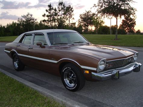 1973 Ford Maverick by 1973 Ford Maverick Picture