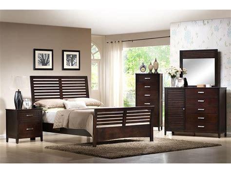 Elements Bedroom Furniture Elements International Dalton 4 Bedroom Set
