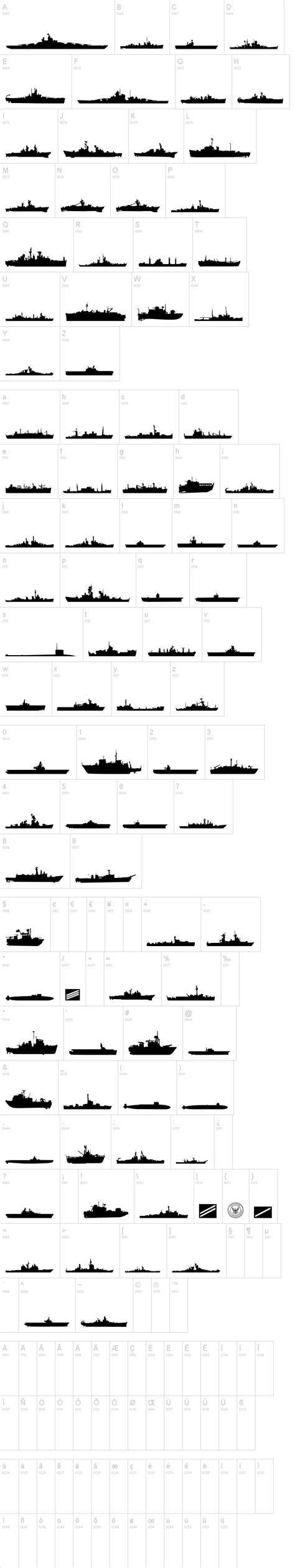 dafont military us navy font dafont com