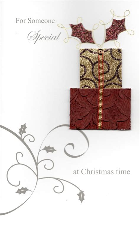 Special Handmade Cards - to someone special luxury handmade card cards