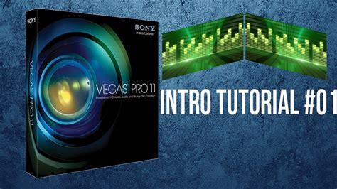 tutorial intro vegas pro 11 sony vegas pro 11 equalizer intro z efektem blur