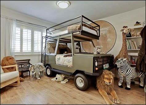 Jeep Bedroom Decor by Decorating Theme Bedrooms Maries Manor Jeep Bed