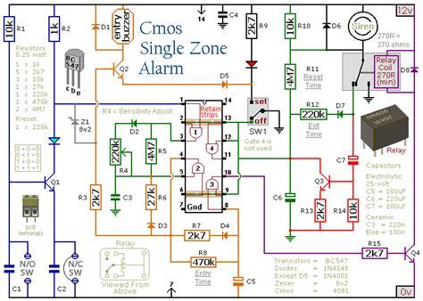 burglar alarm wiring diagram pdf burglar alarm burglar alarm door contacts wiring