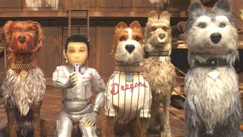 bryan cranston films 2018 isle of dogs 2018 new trailer from wes anderson