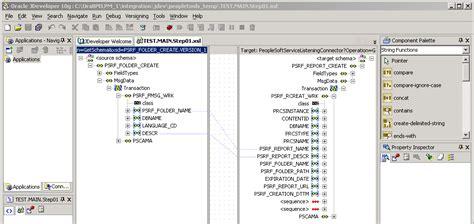 xsl layout editor developing transforms using oracle xsl mapper