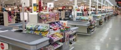 Tile Wall Mural grocery amp department stores novograf
