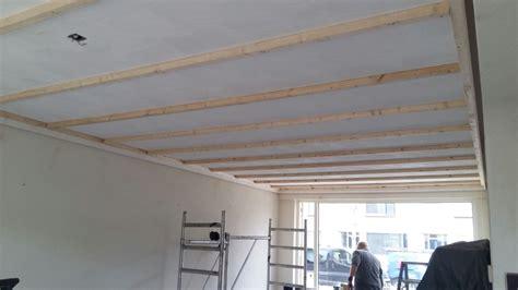 Nieuw Plafond Maken by Plafond Vernieuwen Plafond Vervangen Gipsplaat Plafond