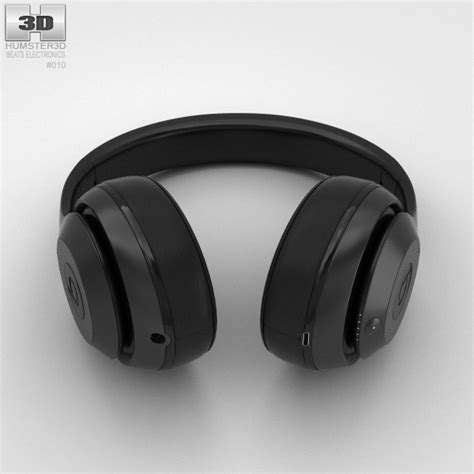 Beats By Dr Dre Studio On Ear Headphone White Clear Bass 1 beats by dr dre studio ear headphones matte black 3d