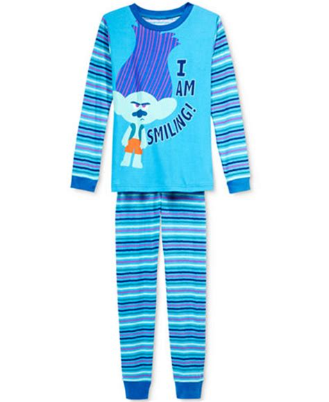 DreamWorks Trolls I Am Smiling Pajama Set, Toddler Boys