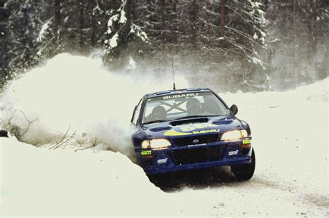 subaru rally snow subaru rally wallpaper image 421