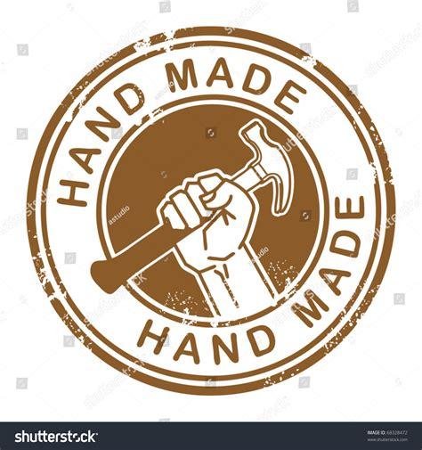 Handmade Songs Free - grunge rubber st holding hammer stock vector