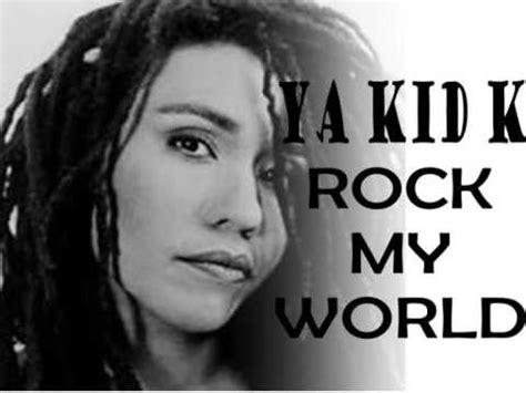 Kb Kid An ya kid k rock my world vid