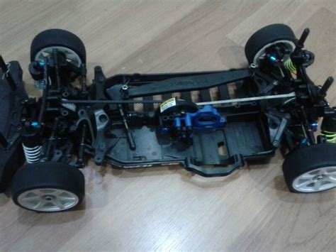Tamiya Shirokumacko Chasis 2 ta05 tamiya chasis cheaper r c tech forums