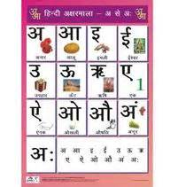 hindi alphabet flash cards printable pdf charts for kids in india children charts in india