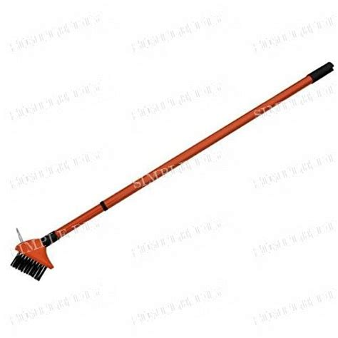 Patio Scraper by Telescopic Weeed Brush Extendable Patio Block Paving