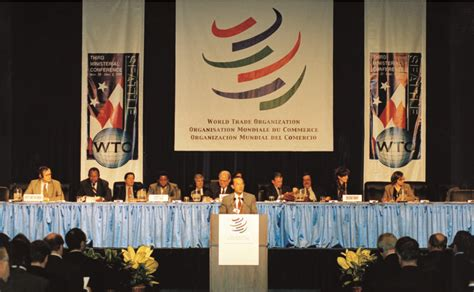 print world trade show and conference world trade organization ministerial conference of 1999