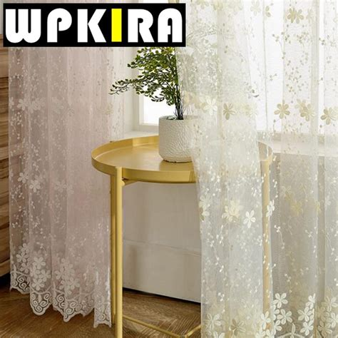 white bedroom with pink valance and curtains traditional lace curtain sheer embroidered tulle curtains living room