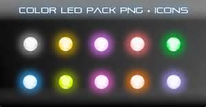 color led color led pack png icons by coolerpvr on deviantart