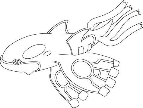 Jangmo O Coloring Page by Kyogre Lineart By Kamoodle On Deviantart Lineart