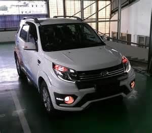 Harga Daihatsu Terios Daihatsu New Terios R Adventure 2017 Test Drive Dan Harga