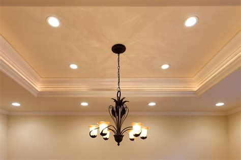 marvelous tray ceiling painting ideas  crown moulding