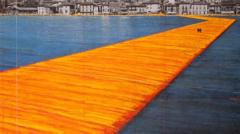 floating piers the project the floating piers