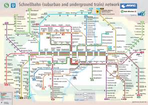 Munich Metro Map by Munich Metro Map