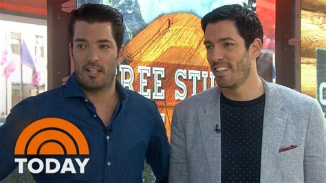 how to get on property brothers show property brothers talk new series and their new country