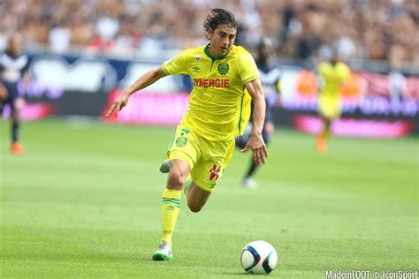 Calendrier 4eme Journee Ligue 1 Alejandro Bedoya 30 08 2015 Bordeaux Nantes 4eme