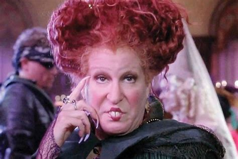 Bette Midler Says There Won T Be A Hocus Pocus 2