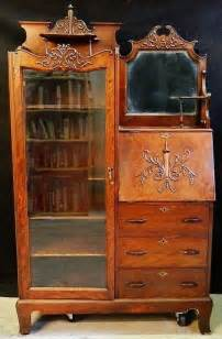Small Antique Bookcase 27 Best Images About Antique Secretary Desk On Pinterest