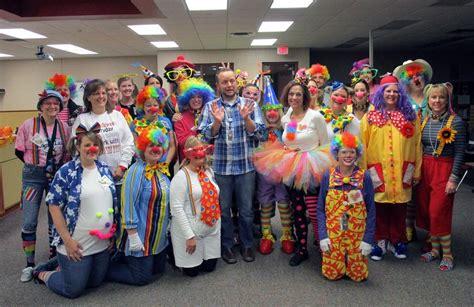 clowns morton salt girl   favorite workplace