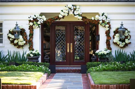locations venues  southern  home wedding