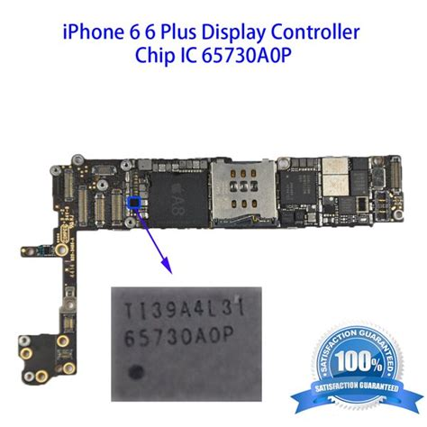 Ic Lcd Iphone 5 iphone 6 6 plus display controller chip ic 65730a0p i11