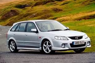 mazda 323 1998 car review honest