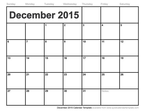 printable december 2015 calendar uk december 2015 calendar template