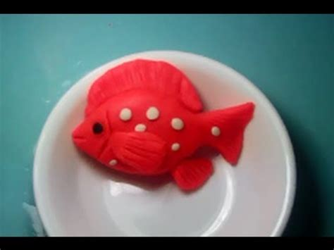 How To Make A Fish Out Of A Paper Plate - of fish from clay