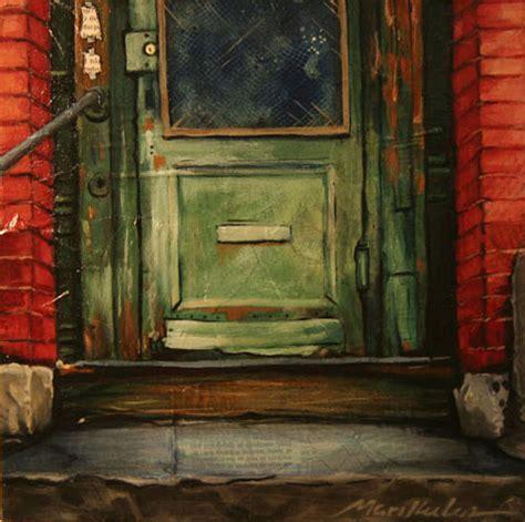 paintings doors marikeeler