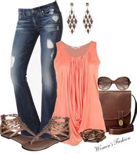Casual summer fashion for women over 40 2017 become chic