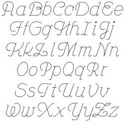 printable and lower letters coloring