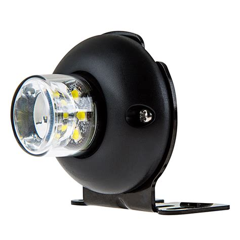 Led Flash Light Strobo mini strobe light oval bracket led strobe light fixtures emergency vehicle strobe led