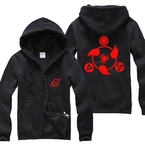 Jacket Jaket Hoodie Clan Akatsuki Utsukushi Style Anime Hitam popular akatsuki hoodie buy cheap akatsuki hoodie lots from china akatsuki