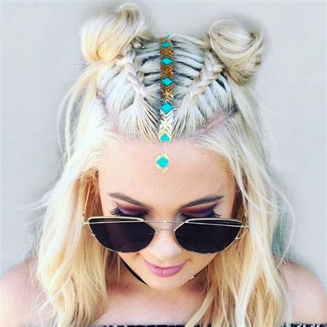 hairstyle ideas for raves rave hair ideas pictures photos and images for facebook